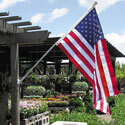 Estate Tangle-Free American Flag Kit, KEST6US