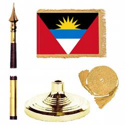 Antigua and Barbuda Standard Flag Kit, FBPP0000012274