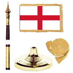 St. George Cross of England Standard Flag Kit, FBPP0000012323