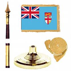 Republic of Fiji Islands Standard Flag Kit, FBPP0000011788