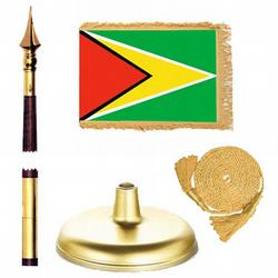 Co-operative Republic of Guyana Premium Flag Kit, FBPP0000009944