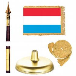 The Grand Duchy of Luxembourg Premium Flag Kit, FBPP0000012545