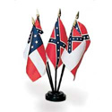 Flags of the Confederacy Miniature Flag Kit, KFOTC46