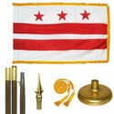 District of Columbia Premium Flag Kit