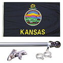 Kansas State Flags & Banners