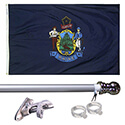 Maine State Flags & Banners