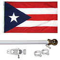Puerto Rico Flags & Banners