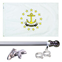Rhode Island State Flags & Banners