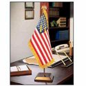 US flag presidential desk set, KUS812PRES