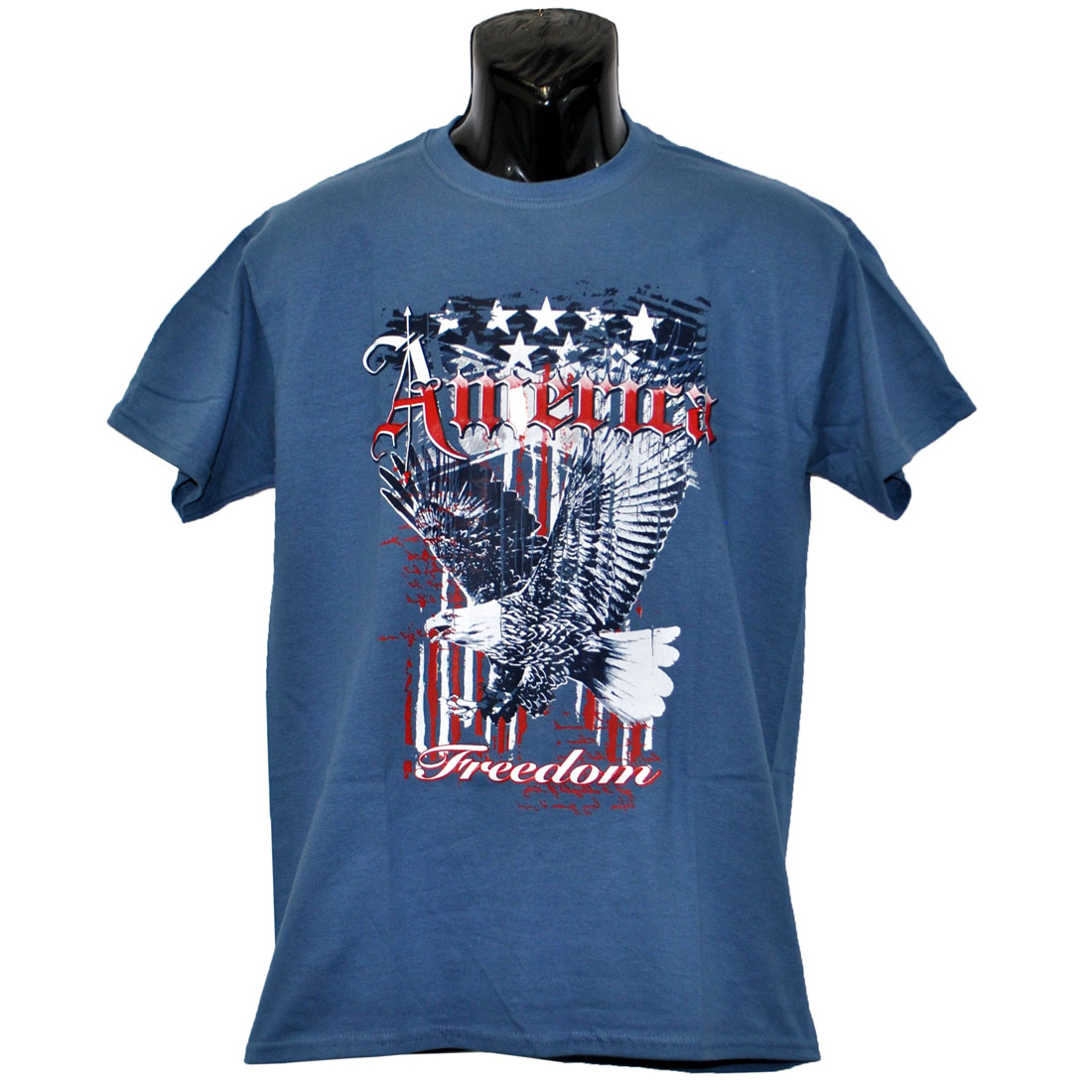 Patriotic Eagle T Shirt Fbpp0000013512
