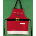 Santas Little Helper Kids Apron