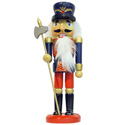 Nutcracker with Blue Hat and Axe, LRI107026A