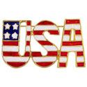 USA Pin, LSP2102