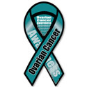 Ovarian Cancer Awareness Magnet, MAGAOCA