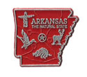 State of Arkansas Magnet, MAGMG0004