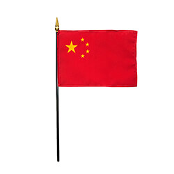 China Miniature Flag, FBPP0000009901