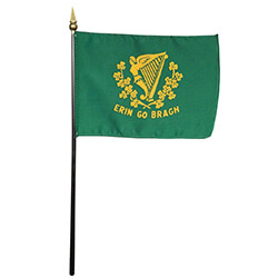 Erin-Go-Bragh Miniature Flag, FBPP0000010350