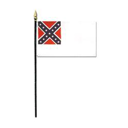 Second National Confederate Miniature Flag, MHCONF246