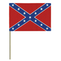 Confederate Battle Miniature Flag 4 x 6 in., MHCONF46C