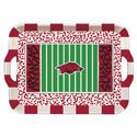 Arkansas Razorbacks Melamine Serving Tray, ML23003