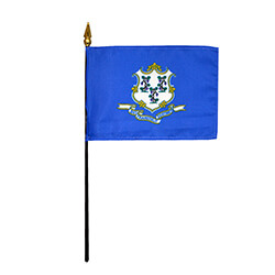 Connecticut Miniature Flag, FBPP0000010156