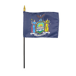 New York Miniature Flag, FBPP0000011181
