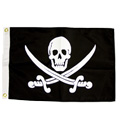 Jack Rackham Pirate Flag, NJACKR1218