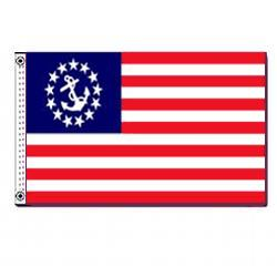 US Yacht Ensign Flag, NYACH1218