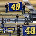 Custom Racing Flags for NASCAR