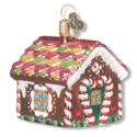 Gingerbread House Ornament, OWC20013