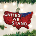 United We Stand Ornament OWC36214