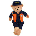American Heroes Coast Guard Bear, PBCIG1927