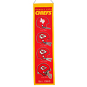 Kansas City Chiefs Heritage Wool Banner, DBANN44028