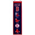Boston Red Sox Heritage Wool Banner, DBANN46001