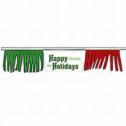 Happy Holidays String Pennants, PENNSCS430HH