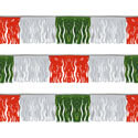 Red/White/Green Fiesta Fringe String Pennants