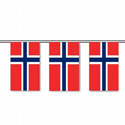 Norway String Pennants