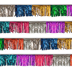 Assorted Colors Starburst String Pennants, FBPP0000009631