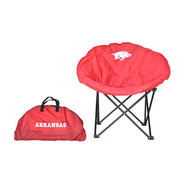 Razorback Folding Round Chair