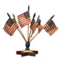 American Miniature Flag Desk Display, RRT10519