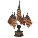 Betsy Ross Decorative Flag Desk Display, RRT12762
