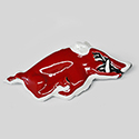 Arkansas Razorback Hog Pendant or Brooch, RSCRBNC