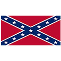 Confederate Bumpersticker, RUFF122015