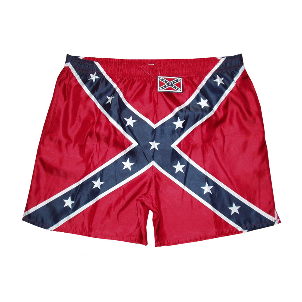 Confederate Men S Swim Trunks