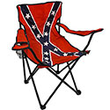 Confederate Folding Chair, RUFF81971