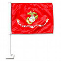 Marine Car Flag, RUFFCFM