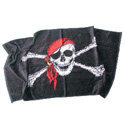 Jolly Roger Flag Beach Towel, RUFFJRT