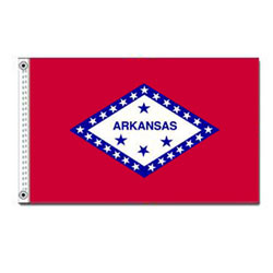 Arkansas Flag, SAR35P