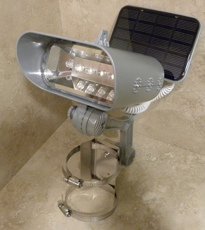 solar flagpole lights. Black Bedroom Furniture Sets. Home Design Ideas