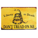 Liberty Or Death Sign, SIGN35250